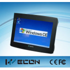 Wecon 10.2 inch A8 advanced industrial panel pc,LEVI 8108(-512)