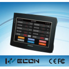 Wecon 10.2 inch vocal announcement hmi,LEVI102A-TTS
