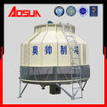 125T counter flow round frp cooling tower