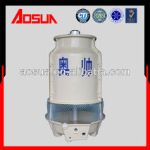 10Ton frp circular water cooling tower experiment