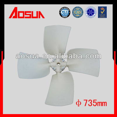 735mm cooling tower fan,heating cooling tower fan