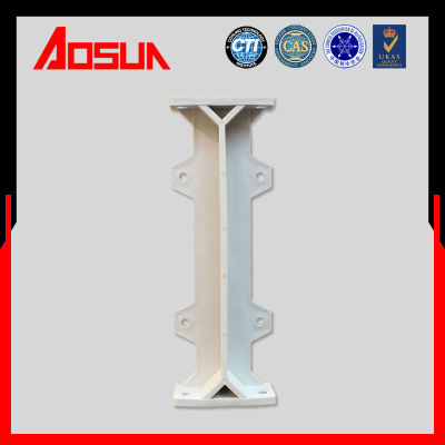Upright of cooling tower,cooling tower plastic spare part