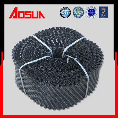 Round counter flow cooling tower filler,fillers