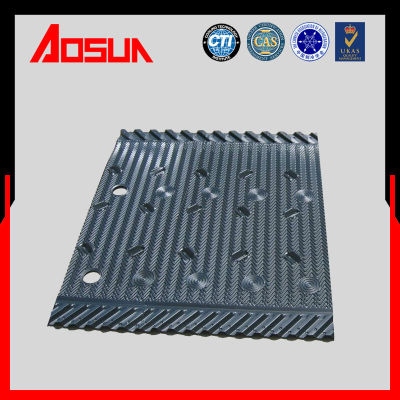 Square black pvc marley cooling tower fill types