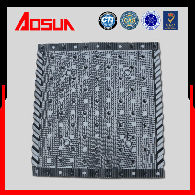 610*1220 Square Pvc Fill For Cooling Tower