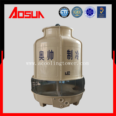 50T/h FRP Low Noise High Temp Resistant Water Cooling Tower