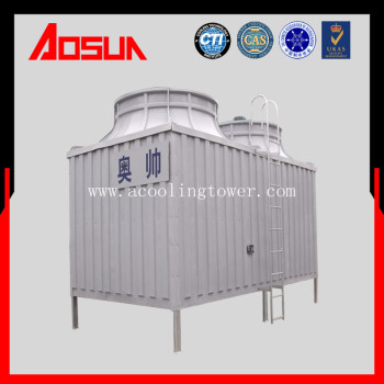200T Multi Fan Square Counter Flow  Cooling Tower