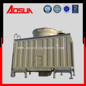 100T Cross Flow Light Weight Packaged Cooling Tower