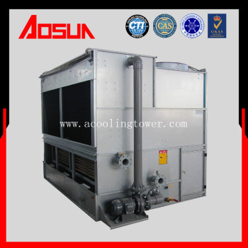 300T continuous casting refrigeration  closed cooling tower