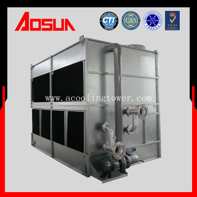 15T Low Price Copper Tube Stainless Steel Cooling Tower