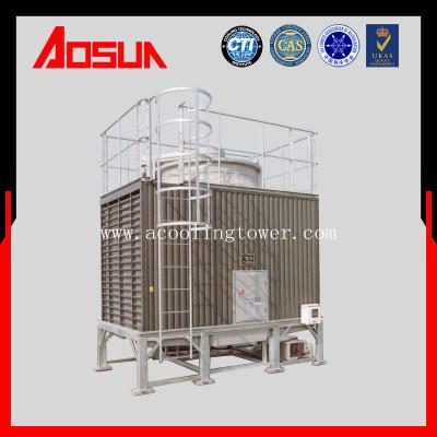 energy-efficient NH3 heat changer evaporative condenser