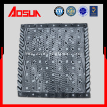 Liangchi Black PVC Square Water Cooling Tower Fill