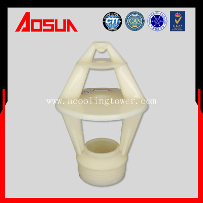 Middle Basket Type Nozzle For Cooling Tower With ABS Material