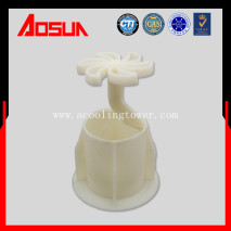 Small Basket Type of Spray Nozzle For Cooling Tower With ABS Material