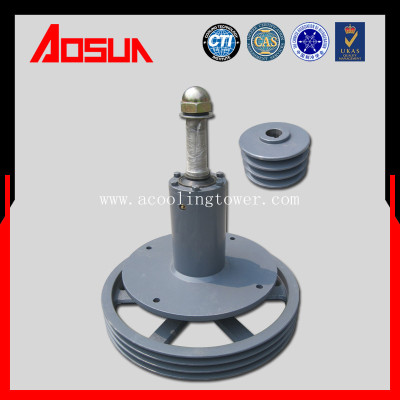 Cooling tower leather belt reducer,reduce the number of revolutions