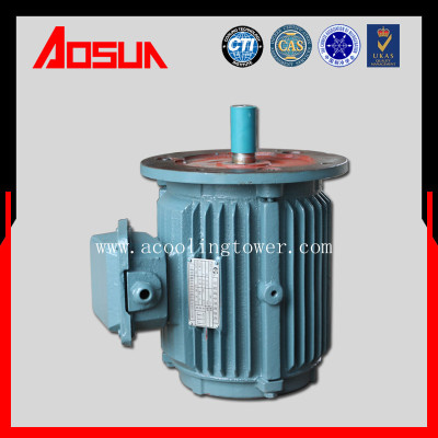YCCL 3KW ac gear motor for cooling tower fan