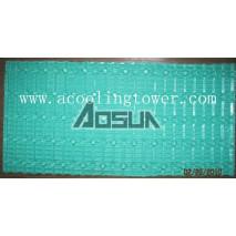 квадратных градирни заполнения, 500mm*1000mm раза волны упаковка