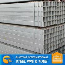 Erw Pre Galvanised Steel Pipe for Guardrail