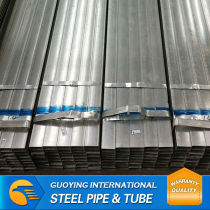 ST37 Galvanized welded pipes apply in furniture marking