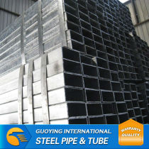 Export quality for HDG steel pipe