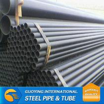 EN10210 Black Hollow Section in Stock