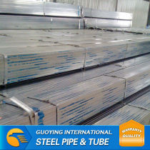 Q195 steel pipe price with competitive export from China factroy