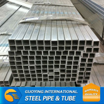 Q195 welded thin wall galvanized steel pipe for Industrial Purposes