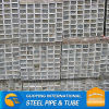 China Lowest price SS400 EN10219 SHS HDG steel pipe direct buy