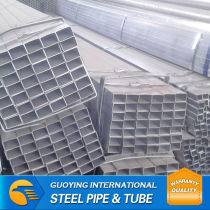 40mm*40mm profile steel galvanized square products you can import from china