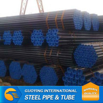 Black Round Structural Pipe