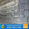 Q195 rectangular pre-galvanized pipe for farm vehicles