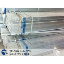 Q235 square steel tube from tianjin guoying in stock