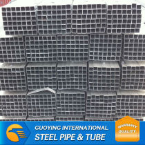 Pre Galvanized Fence Tubing from China