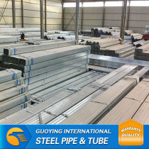 TIANJIN Leading Manufacturer for Square Pipe
