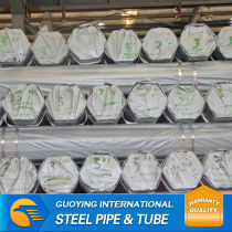 china Q195 gi pipe shipping prices containers china