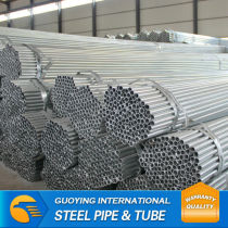 Pre galvaniuzed steel pipe product you can import from china