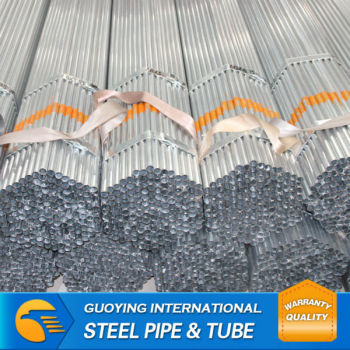 Best seller!!! galvanized iron pipe specification have stock