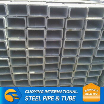 bs 1387 pre galvanized steel pipe for liquid & greenhouse