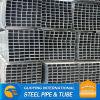 Q195-Q235 galvanized square steel tubing end cap made in china