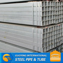 Hot dipped Galvanized square Hollow Section ASTM
