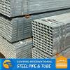 Q235 welded galvanized erw hot rolled mild pipe