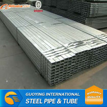 Fencing And Furniture Zinc Coated Steel Pipe