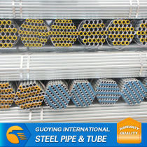 zinc coating 60-150g/m2 hdpe pipe testing