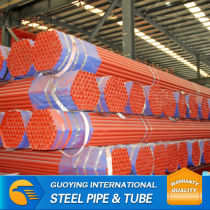 steel pipe manufacture company