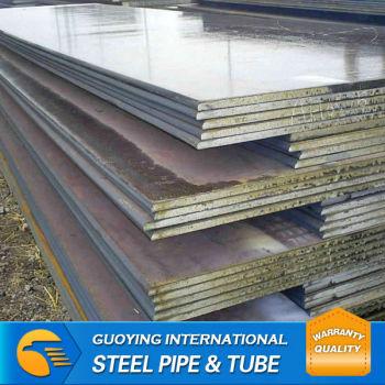 Q235B / Q345B Hot Rolled MS Steel Plate / Sheet