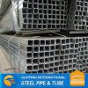 10*10-100*100mm galv pipe pre-galvanized square pipe mild steel pipe SHS for Building