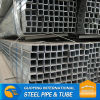 pre galvanized square steel pipe from tianjin factory in alibaba