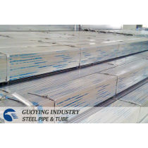 q235 astm a500 square hollow section/rectangular tube