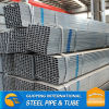 100x100mm galvanized square steel tube from tianjin factory in alibaba