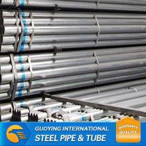 Iron factory Galvanized Steel Conduit Pipe
